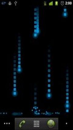 Pixel Rain
