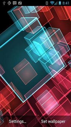 Complex Cubes