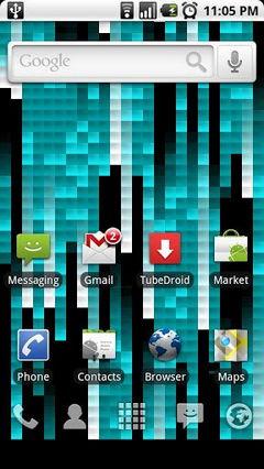 Digital Rain -
