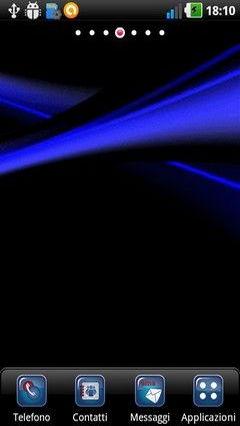 Blue Lines Lwp