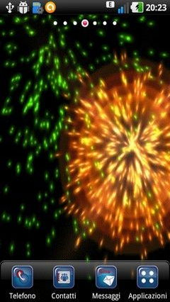 Fireworks 2D