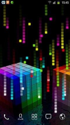 Xperia Cubes