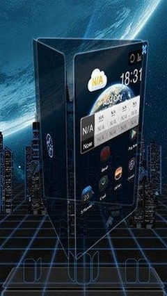 Next Base 3D Livewallpaper