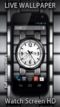 Watch Screen