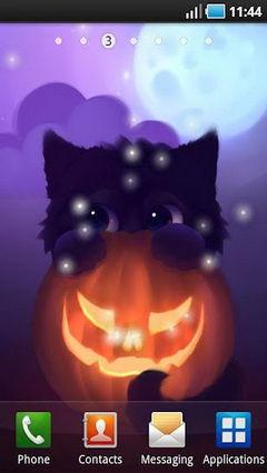 Halloween Kitten Lite