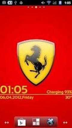 Ferrari Logo 6