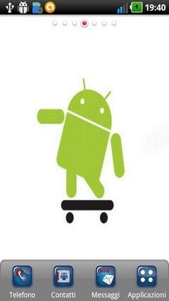 Android HappySkate Lwp