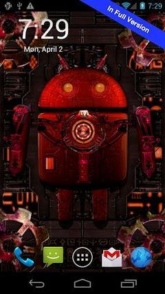 Steampunk Droid