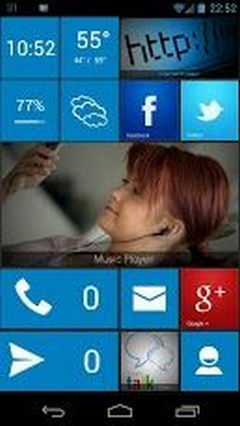 WINDOWS THEME LAUNCHER