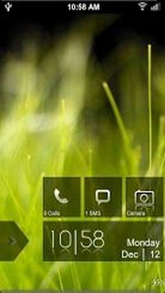 Windows Blue 8 HD Lockscreen new