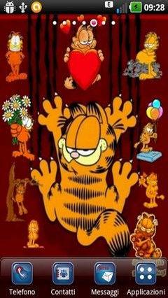Garfield's Life