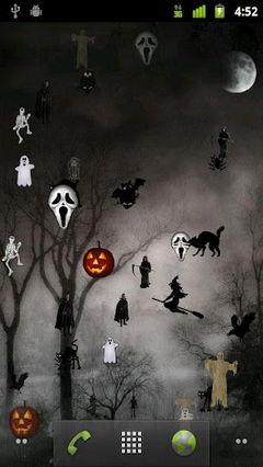 aniPet Halloween L. WallPaper