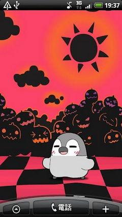 Pesoguin Halloween