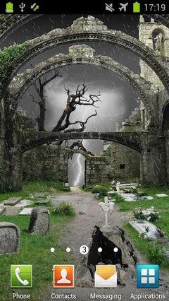 Cemetery Halloween LITE