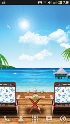 Paradise Beach Lwp