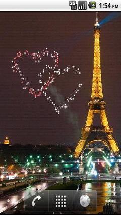 Valentine Fireworks