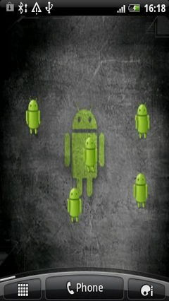 Free DroidLiveWallpaper