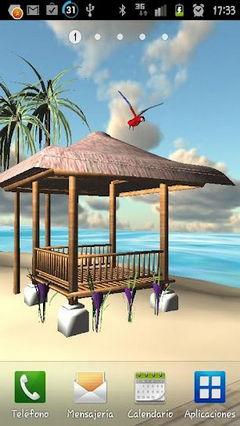 Beach In Bali 3D FREE