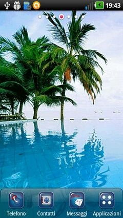 Caribbean Swimming Pool Lwp