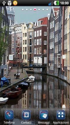 Amsterdam View Lwp