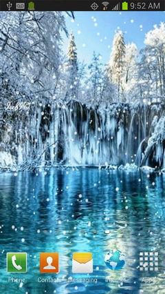 Snowy Lake Live