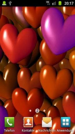 Hearts 3D