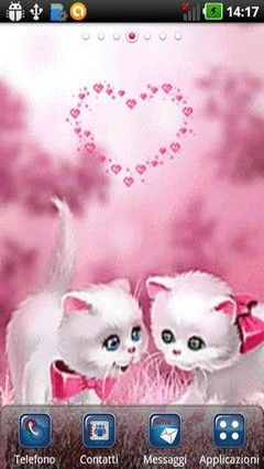 Cats In Love Lwp