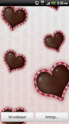 Big Love & Heart Photo Frames
