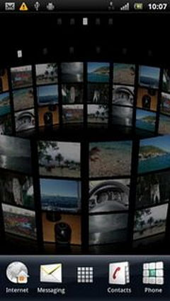 3d photo wall