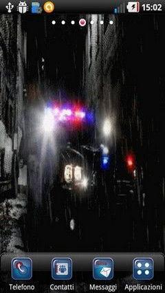 Freeze Police Car