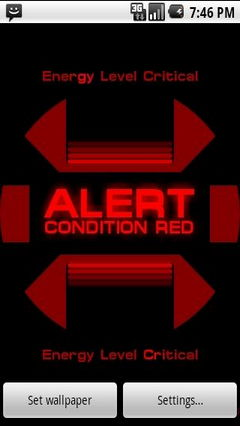 Star Trek: Red Alert 1.7