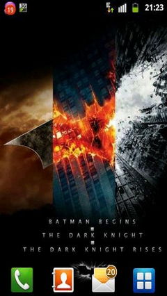 The Dark Knight Rises LIVE WP