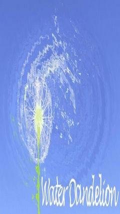Galaxy S3 Water Dandelion