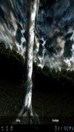 Tornado 3D-Live Wallpapper