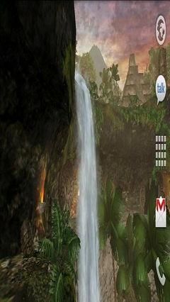 Jungle waterfall 2.0