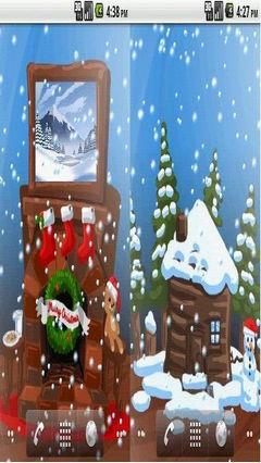 snow globe full ..