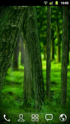 Depth Forest