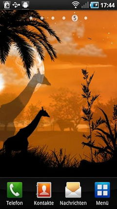 African Scene*