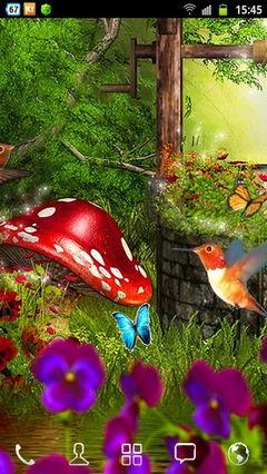 Fairy Tale Garden 3D