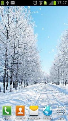 Snowfall Live