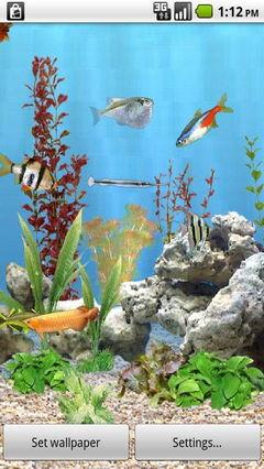 aniPet Freshwater Aquarium v2.4.1