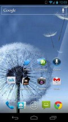 Dandelion Galaxy S3