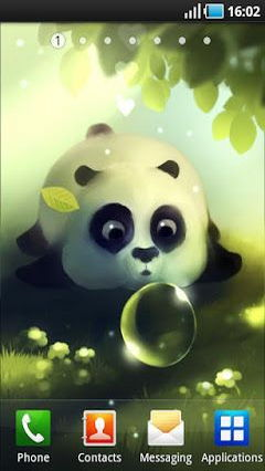 Panda Dampling