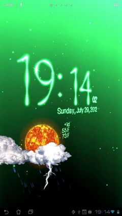 Weather Clock v2.2.2