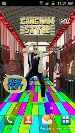 PSY GANGNAM STYLE and Tone