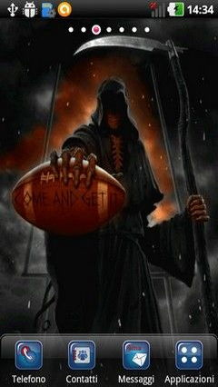 Football's Demon