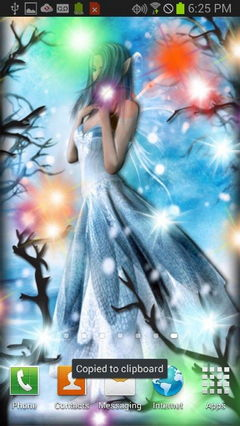 Magical Blue Fairy