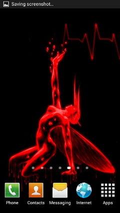 Red Fairy EKG