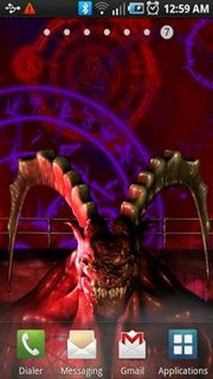 Arcane sewer demon