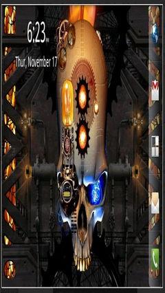 Steampunk Skull v1.0